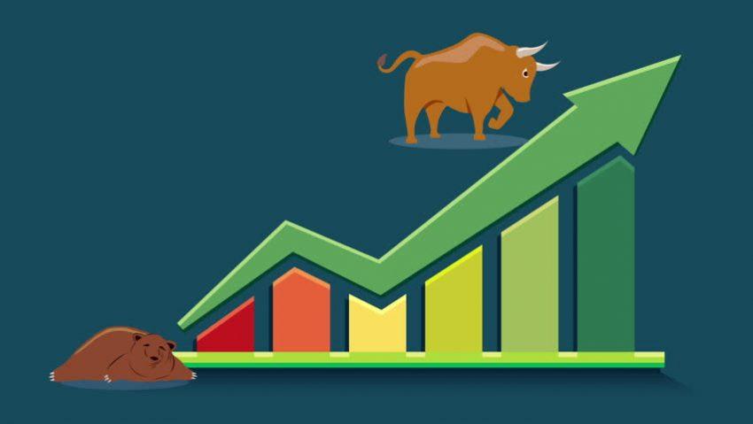 शेयर बजार : दोहोरो अङ्कको वृद्धि