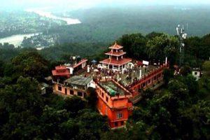 पर्यटक आकर्षित गर्दै 'मौला कालिका'