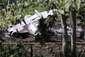सैनिक विमान दुर्घटनाग्रस्त, छ सैनिकको मृत्यु