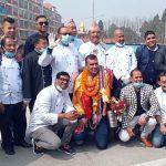 नेपाली खानालाई विश्वभर पस्किँदैछु :  'बिबिसी सो'का चर्चित मास्टर सेफ सन्तोष