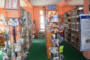 कोरोनाका मारमा परे पुस्तकालय