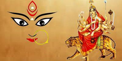 नवरात्रको तेस्रो दिन चन्द्रघण्टा देवीको पूजा