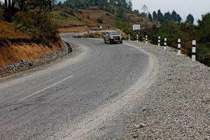 निर्माणाधीन मध्यपहाडी राजमार्गको कास्की पश्चिमखण्डको ९५ प्रतिशत काम सकियो